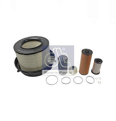 Acquisti DT Kit filtri 4.90958 furgone