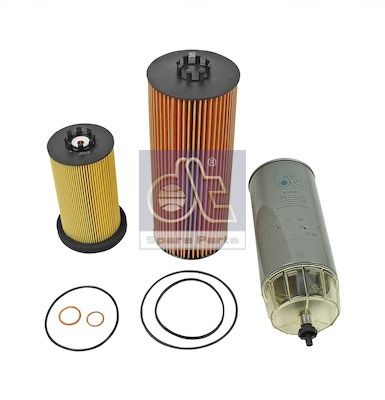 Comprare 4.92106 DT Kit filtri 4.92106 poco costoso