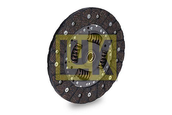 Buy original Clutch disc LuK 321 0055 10