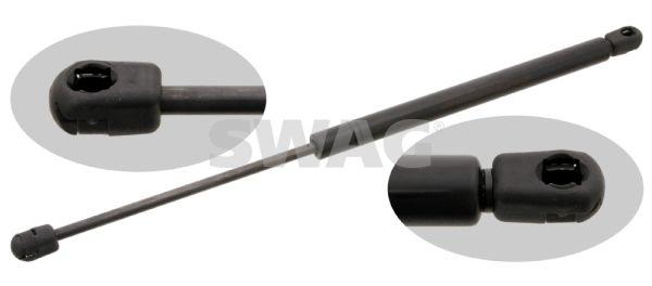 40 92 7609 SWAG beidseitig, Ausschubkraft: 600N Gehäuselänge: 264mm, Länge: 469,5mm, Hub: 171mm Heckklappendämpfer / Gasfeder 40 92 7609 günstig kaufen