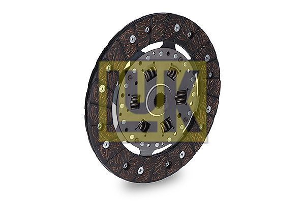 Clutch plate 322 0070 16 LuK — only new parts