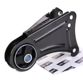 40-0257 MAXGEAR hinten Material: Gummi/Metall Lagerung, Motor 40-0257 günstig kaufen