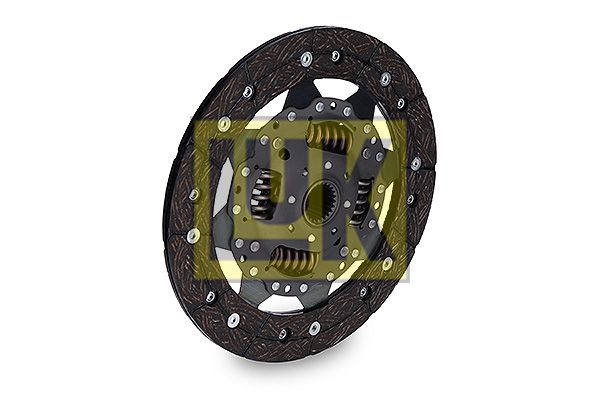 Ford MONDEO 2013 Clutch disc LuK 322 0259 10: