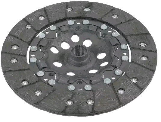 Clutch disc 323 0374 10 LuK — only new parts