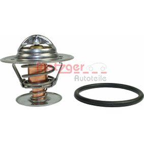 4006068 METZGER Öffnungstemperatur: 91°C, mit Dichtung D1: 54mm Thermostat, Kühlmittel 4006068 günstig kaufen