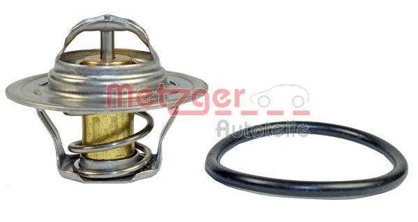 4006101 METZGER Öffnungstemperatur: 88°C, mit Dichtung Thermostat, Kühlmittel 4006101 günstig kaufen
