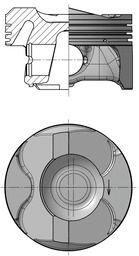 KOLBENSCHMIDT: Original Motor Kolben 40089600 ()