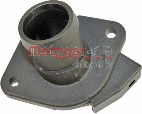 Köp METZGER 4010057 - Motorkylning till Volkswagen: Termostat, Vänster, med tätning