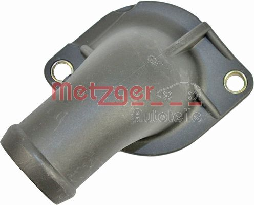 Car spare parts VW ILTIS 1984: Coolant Flange METZGER 4010102 at a discount — buy now!