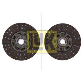 Durchmesser mm Zähnezahl Kupplungsscheibe für Kuppplung SACHS 1861 123 236