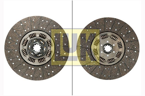 LuK Clutch Disc for IVECO - item number: 340 0028 11