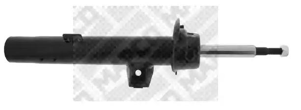 40674 MAPCO Vorderachse rechts, Gasdruck, Zweirohr, Federbein, oben Stift Stoßdämpfer 40674 günstig kaufen