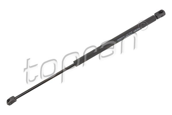 Mercedes GLK 2008 Boot gas struts TOPRAN 409 128: Left and right, Vehicle Tailgate, Eject Force: 515N, for vehicles without automatically opening tailgate