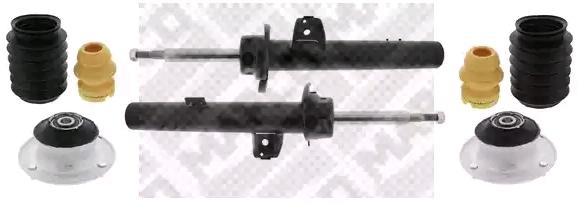 MAPCO: Original Fahrwerkssatz, Federn / Dämpfer 40908 ()
