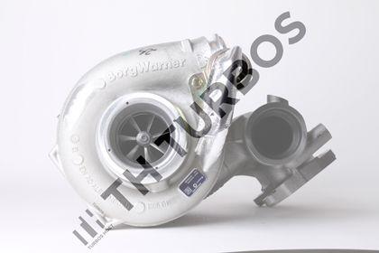 TURBO´S HOET Turboaggregat 4100058 till MERCEDES-BENZ:köp dem online