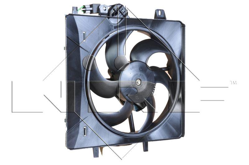 Originales Sistema de refrigeración de motor 47335 Citroen