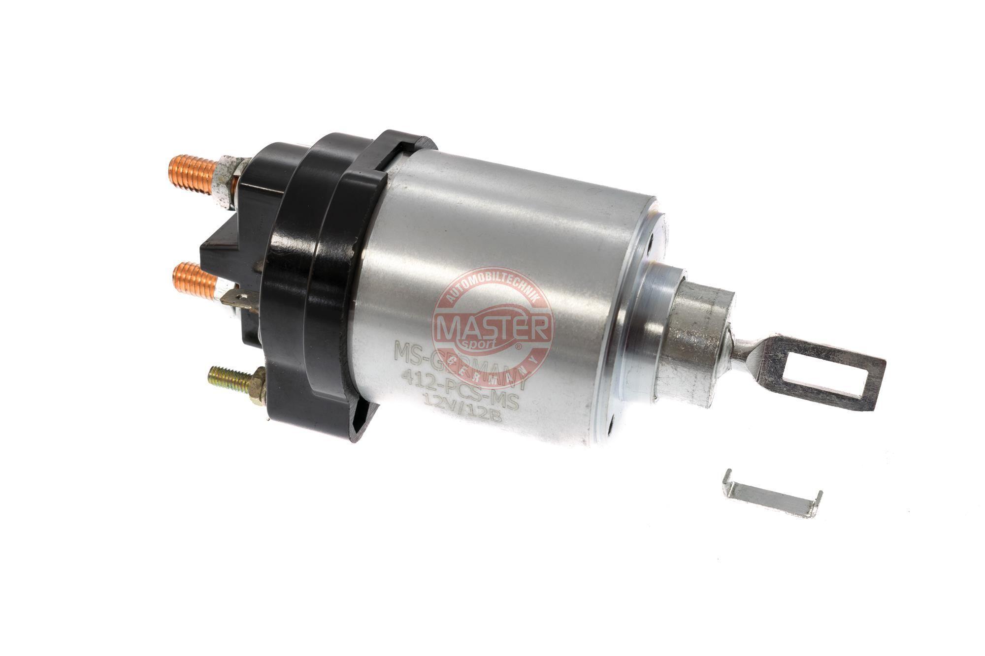 Buy Starter solenoid switch MASTER-SPORT 412-PCS-MS