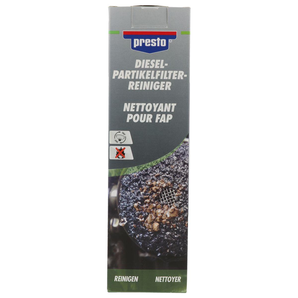 416613 Oczyszczanie filtra sadzy / cząstek stałych PRESTO - Tanie towary firmowe