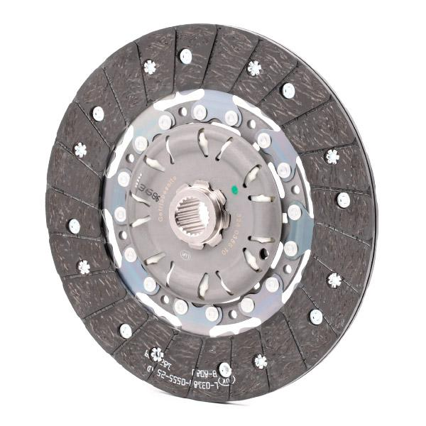 600001700 Replacement clutch kit LuK 600 0017 00 - Huge selection — heavily reduced