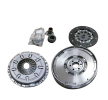 Clutch kit 600 0040 00 with an exceptional LuK price-performance ratio