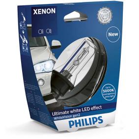 42403WHV2S1 Ampoule, projecteur longue portée PHILIPS - Produits de marque bon marché