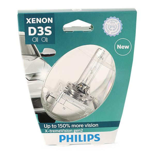 Car spare parts PORSCHE CAYENNE 2016: Bulb, spotlight PHILIPS 42403XV2S1 at a discount — buy now!