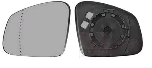 Original SMART Rückspiegelglas 4368831