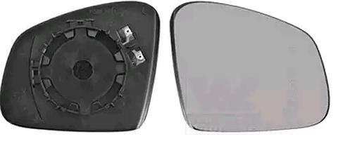 Original SMART Außenspiegelglas 4368838