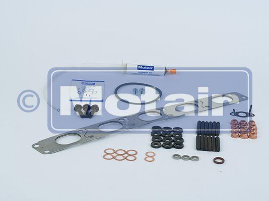 OE Original Montagesatz Endschalldämpfer 440245 MOTAIR