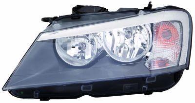 BMW X3 2014 Frontscheinwerfer - Original ABAKUS 444-1180RMLDEM2