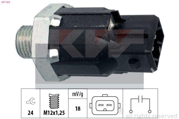 EPS1957224 KW Made in Italy - OE Equivalent Klopfsensor 457 224 günstig kaufen
