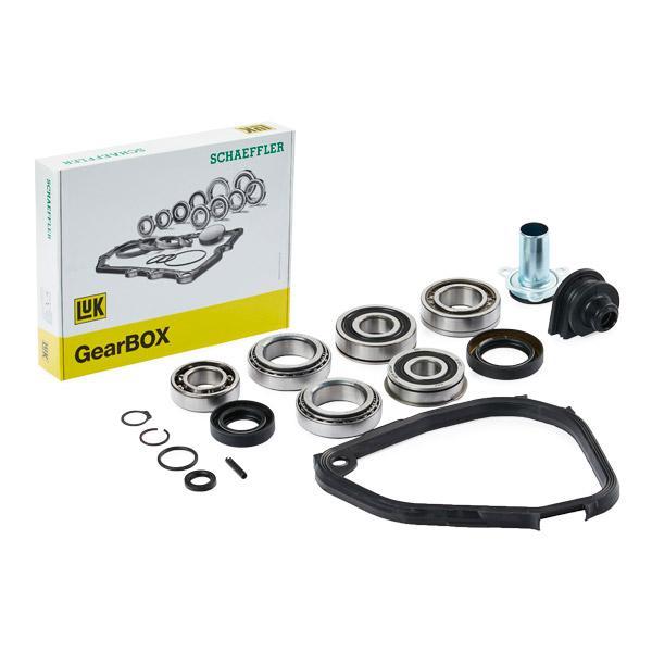 Pieces detachees PEUGEOT 207 2014 : Kit de réparation, boîte de vitesse manuelle INA 462 0151 10 - Achetez tout de suite!