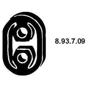 8.93.7.09 EBERSPÄCHER Haltering, Schalldämpfer 8.93.7.09 günstig kaufen