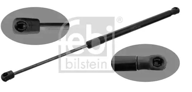 Mercedes GLK 2009 Boot struts FEBI BILSTEIN 47081: Left and right, Eject Force: 485N