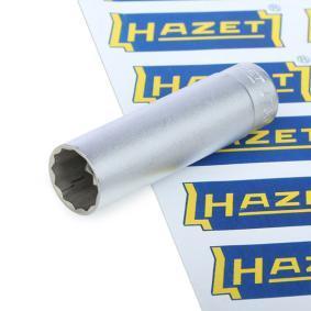 4766-2 HAZET Länge: 64mm, SW: 14 mm Zündkerzenschlüssel 4766-2 günstig kaufen