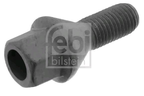 48925 FEBI BILSTEIN SW: 17, Länge: 50,5mm Stahl Radschraube 48925 günstig kaufen