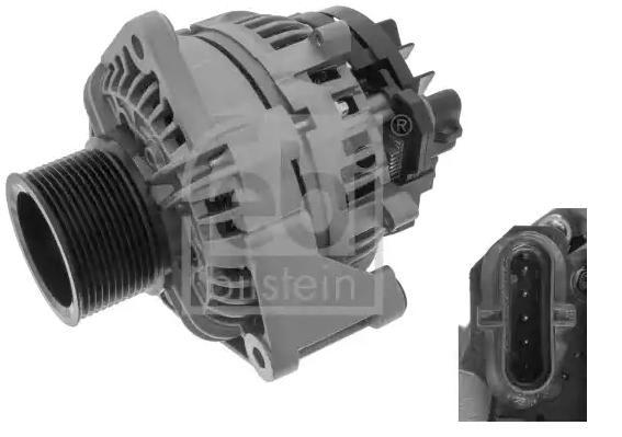 48948 FEBI BILSTEIN Lichtmaschine für MERCEDES-BENZ online bestellen
