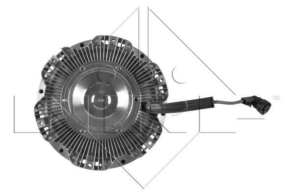 NRF Kupplung, Kühlerlüfter für MERCEDES-BENZ - Artikelnummer: 49157