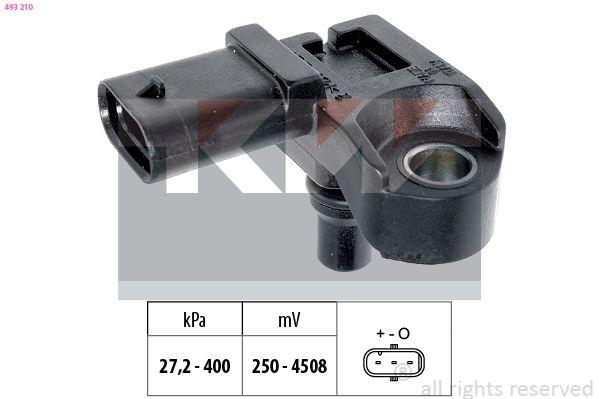KW: Original Sensor, Saugrohrdruck 493 210 ()