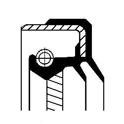 CORTECO: Original Verteilergetriebe Einzelteile 49370480 ()