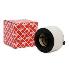 49656 FEBI BILSTEIN Filtereinsatz Höhe: 138mm Luftfilter 49656 günstig kaufen