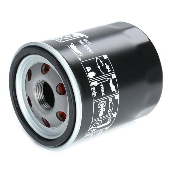 49661 Motorölfilter FEBI BILSTEIN 49661 - Große Auswahl - stark reduziert