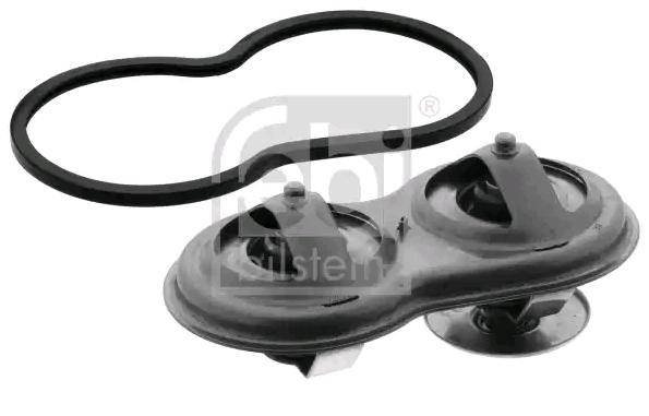 FEBI BILSTEIN Thermostat, Kühlmittel passend für MERCEDES-BENZ - Artikelnummer: 49681