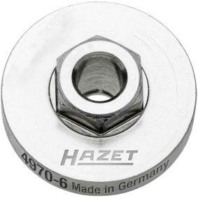 Køb 4970-6 HAZET Dreje- / tilbagestillingsværktøj, bremsekaliperstempel 4970-6 billige