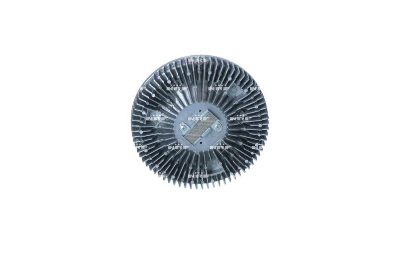 NRF Lüfterrad, Motorkühlung passend für MERCEDES-BENZ - Artikelnummer: 49802