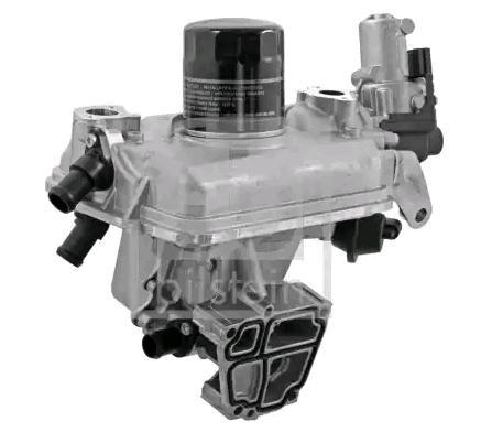 49847 FEBI BILSTEIN mit Ölkühler, mit Filter AGR-Modul 49847 günstig kaufen