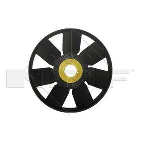 Lüfterrad, Motorkühlung NRF 49853 mit 20% Rabatt kaufen