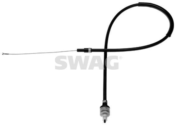 50 91 4910 SWAG für Linkslenker Seilzug, Kupplungsbetätigung 50 91 4910 günstig kaufen
