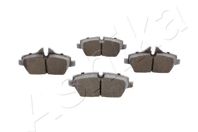 50-00-0049 ASHIKA Vorderachse Breite: 53,3, 65mm, Dicke/Stärke: 17,6mm Bremsbelagsatz, Scheibenbremse 50-00-0049 günstig kaufen