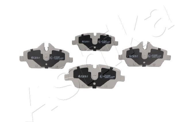 50000049 Bremsbeläge ASHIKA 50-00-0049 - Große Auswahl - stark reduziert